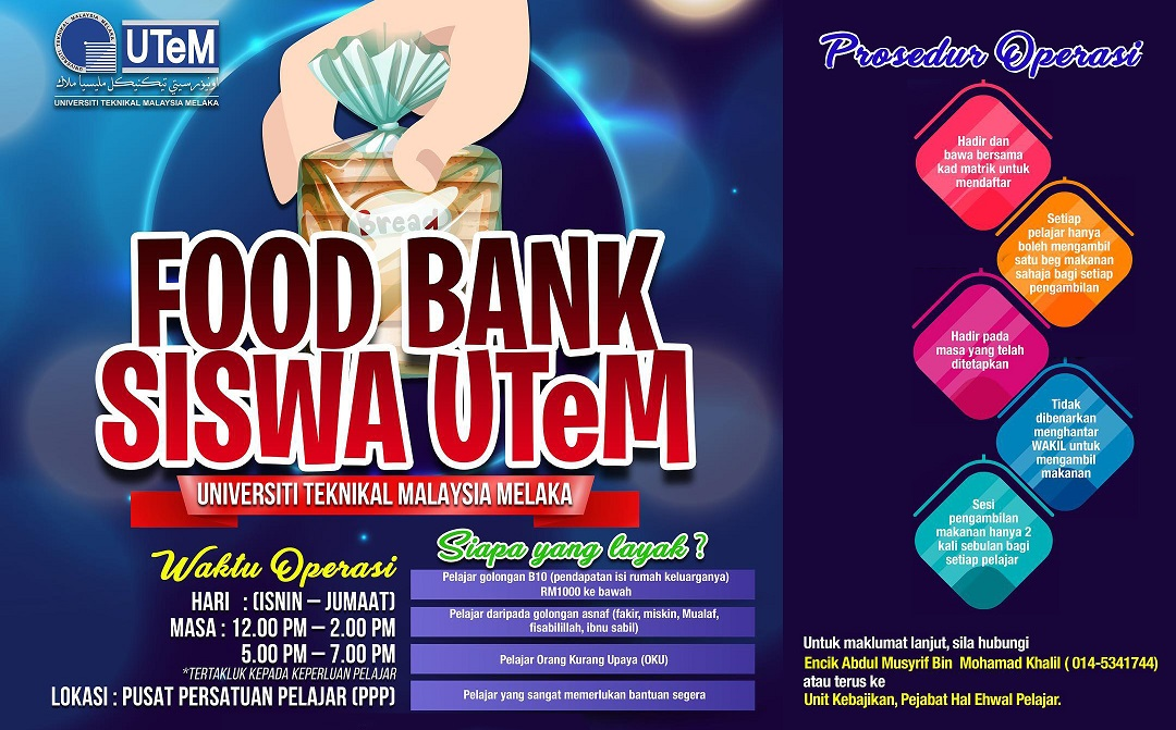 Food Bank UTeM