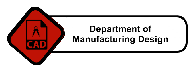 dep.mfg. design