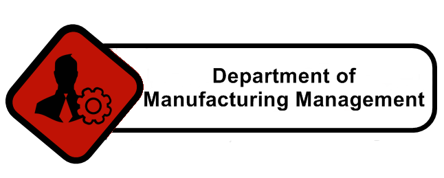 dep. mfg. management